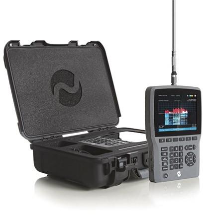 HSA-Q1 - Handheld RF Spectrum Analyser
