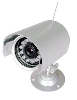 Bedrade of Draadloze Infrarood (IR) CCD Buiten Camera