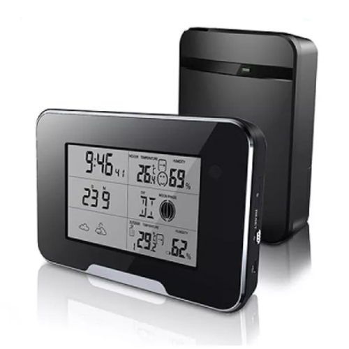 Weather Station full-HD Wi-Fi camera