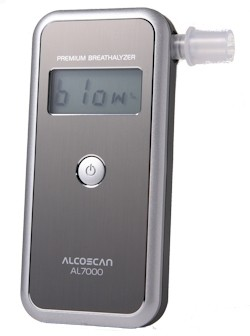 Alcoscan AL-7000 Alcoholtester