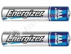 Energizer Lithium AAA Batterijen