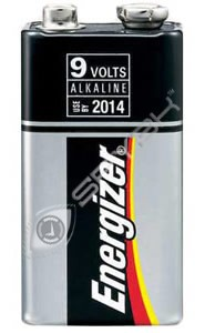Energizer Ultimate 9V Batterijen
