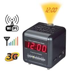 Wekkerradio Internet Camera