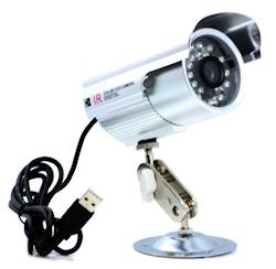 IR Bewakingscamera met Interne Opslag