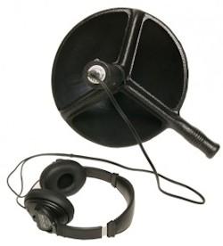 Parabolische Richtmicrofoon
