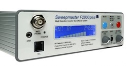Sweepmaster F2800 Plus Professioneel Anti-Afluistersysteem