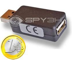 Hardware USB Keylogger