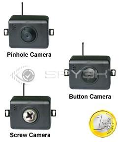 Extra Draadloze Mini Camera