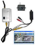 Draadloze Mini Camera Set voor PC
