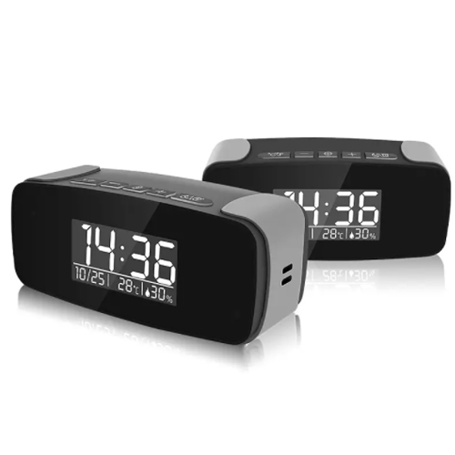 Tiny Clock full-HD Wi-Fi camera