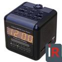 IR Wekkerradio Camera met opname