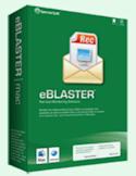 eBLASTER 2012 - Keylogger Software