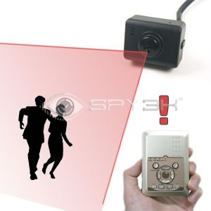 MP4 Recorder Motion Detection