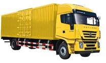 Gestolen Vrachtwagen